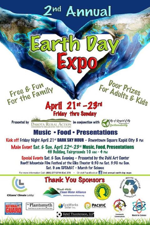 Join Us for Earth Day Expo 2017