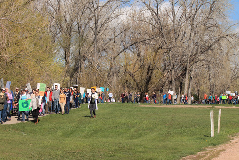 Earth Day Expo 2017 Has Historic Turnout
