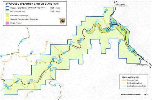 Dakota Rural Action, Black Hills Chapter Members Contest State Parks Land Grab