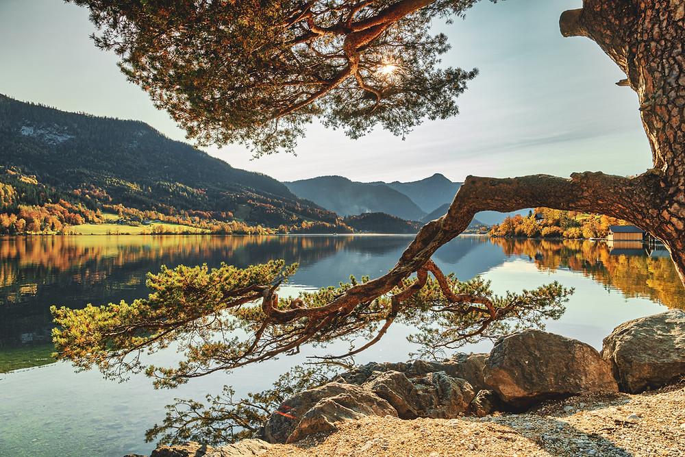 Grundel Lake | Styria | HolgerOlivier Photography