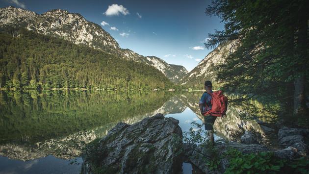 Hike around Leopoldsteiner Lake | HolgerOlivier Photography