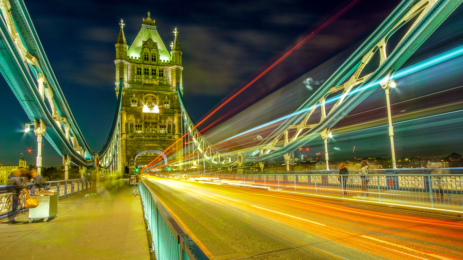 UK | London | Tower Bridge