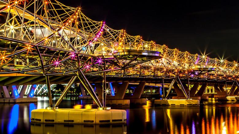 Singapore | Helix Bridge