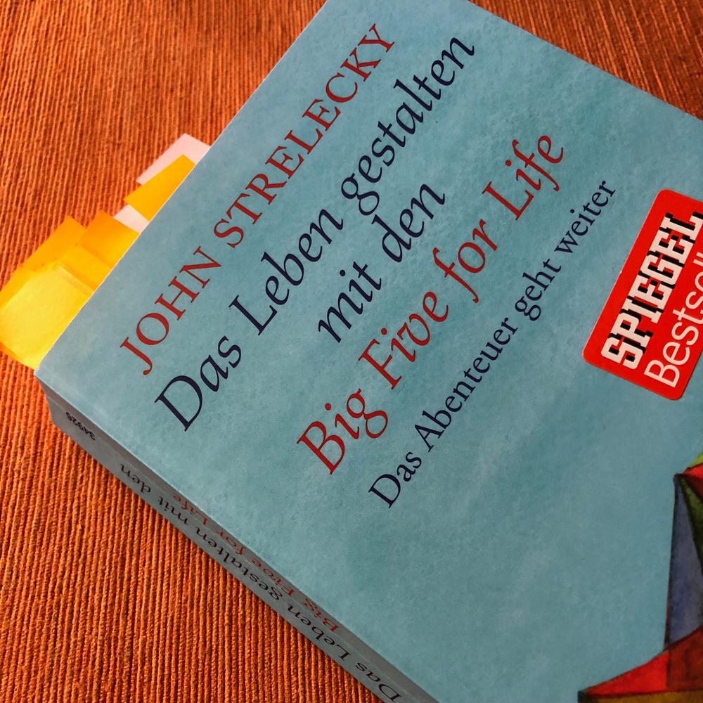 Top Das Leben Gestalten Mit Den Big Five For Life Pictures ...