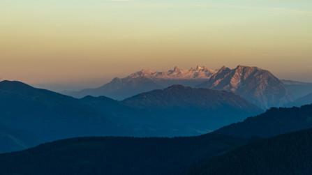 Mount Grimming & Dachstein Massif