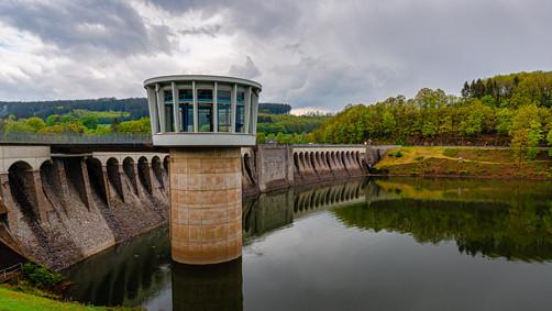 Lister Dam   Sauerland