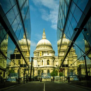 UK | London | Pauls Cathedral