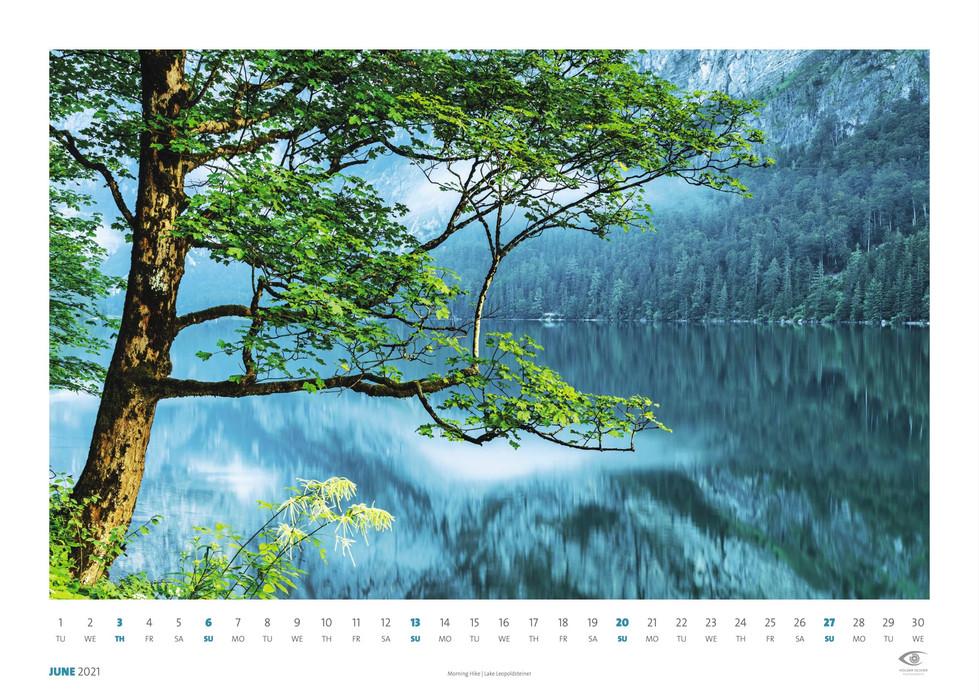 Calendar 2021 | July