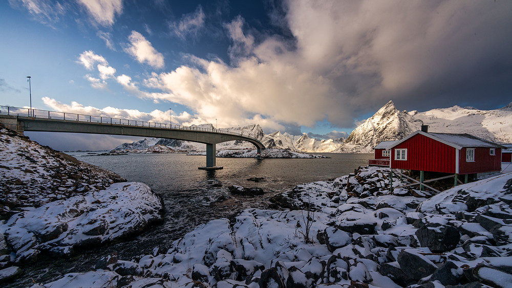 Lofoten | Hamnoy | The Bridge