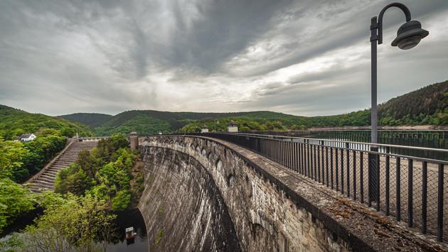 Urft Dam