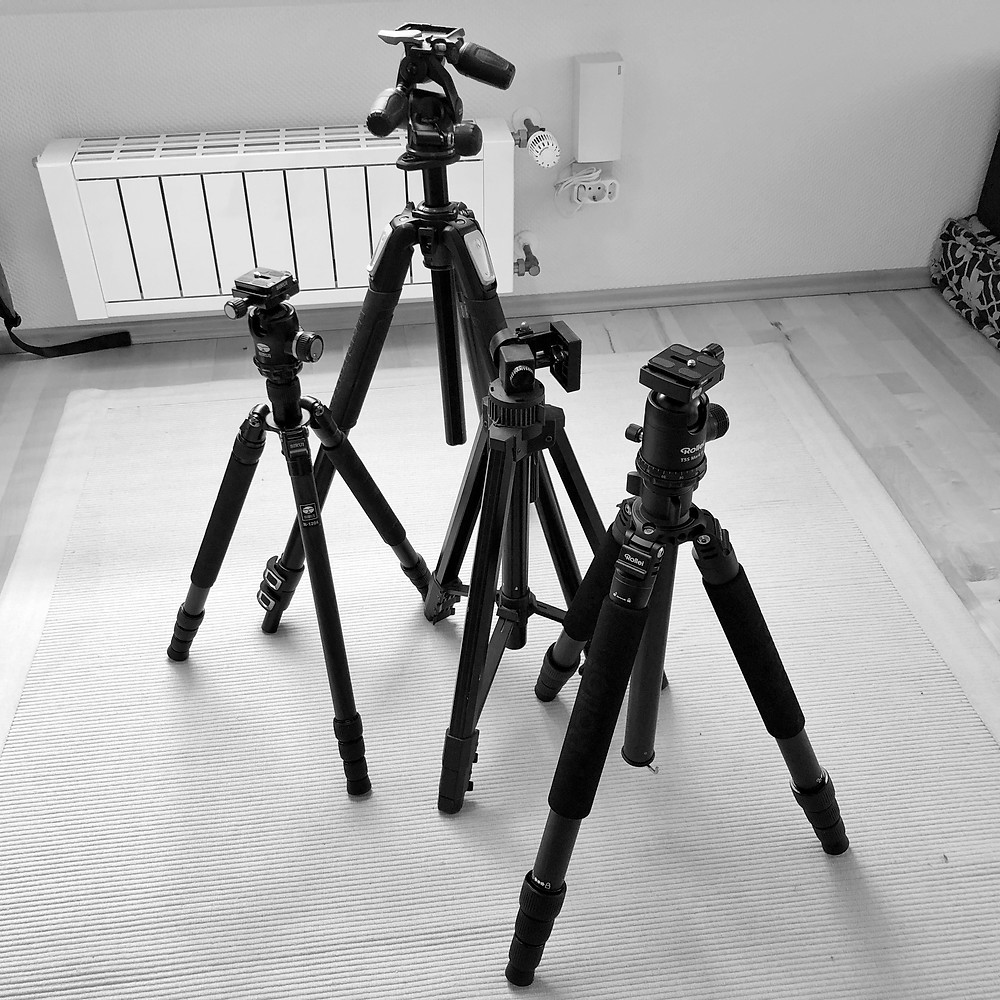 Tripods | HolgerOlivier Photography