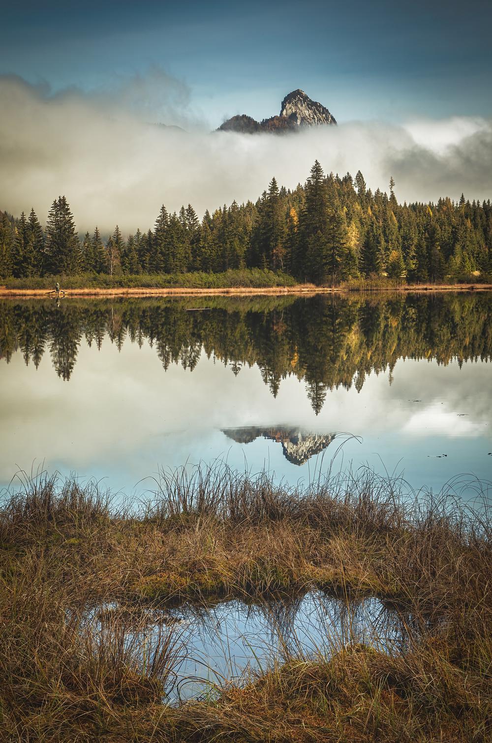 Spechten Lake | Styria | HolgerOlivier Photography