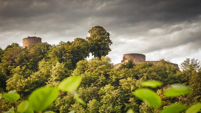 Castle Ruine Blankenberg