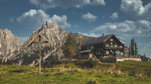 Mödlinger Hut and Admonter Reichenstein
