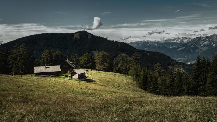 Scheiblegger Lower Alp