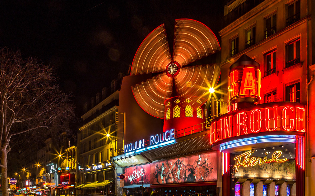 Paris | Moulin Rouge