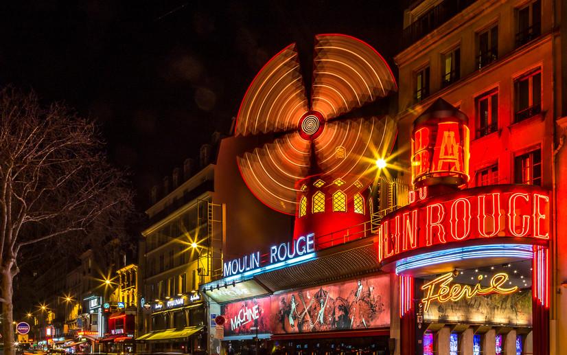 Paris | Moulin Rouge