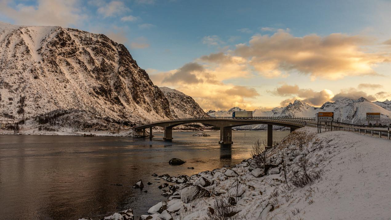 Sundklakk Bridge