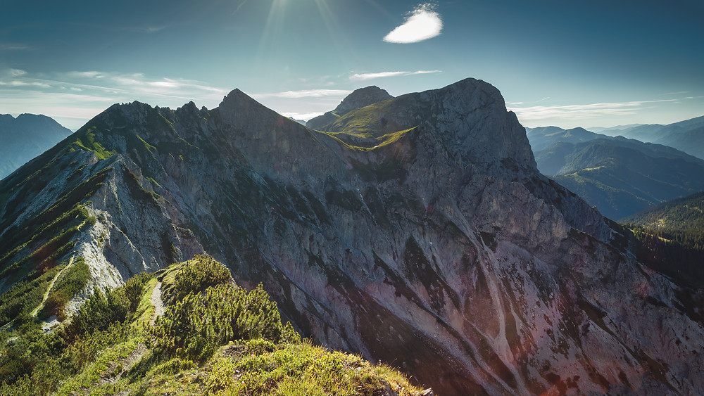 Hike Trail to Mount Riffelspitz | HolgerOlivier Landscape & Travel Photography