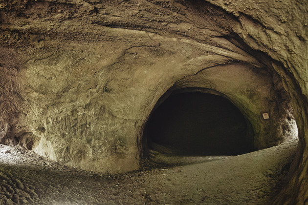 Trass Caves | Brohl Valley | Eifel