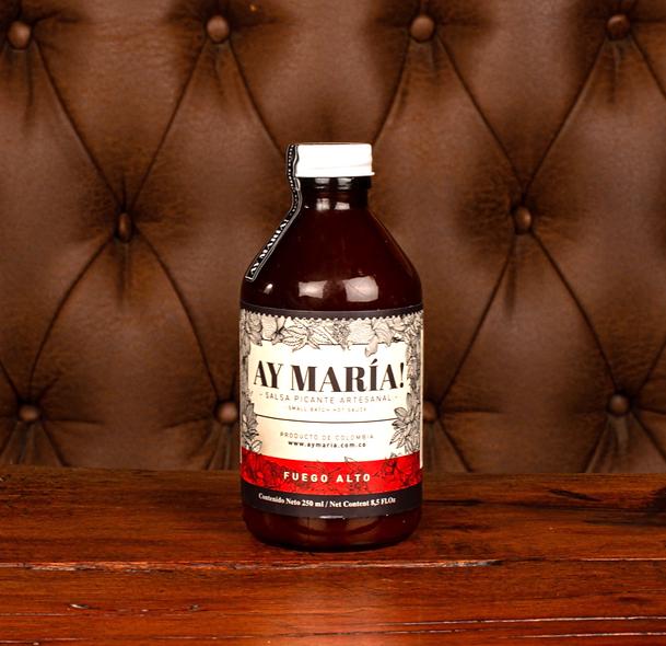Aji ay Maria fuego alto (250 ml)