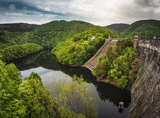 Urft Dam | Location Scouting