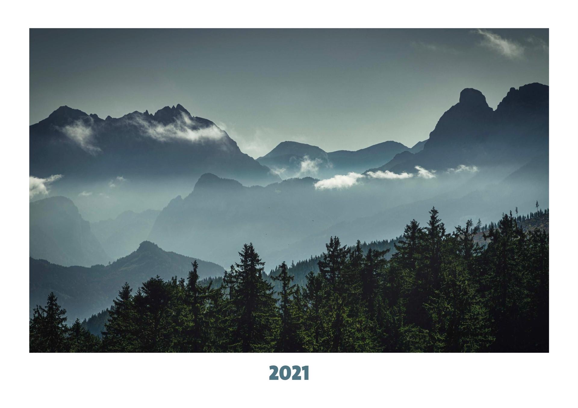 Calendar 2021 | Cover