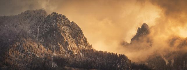 Mount Hahnstein   Mount Kreuzkogel   Admont