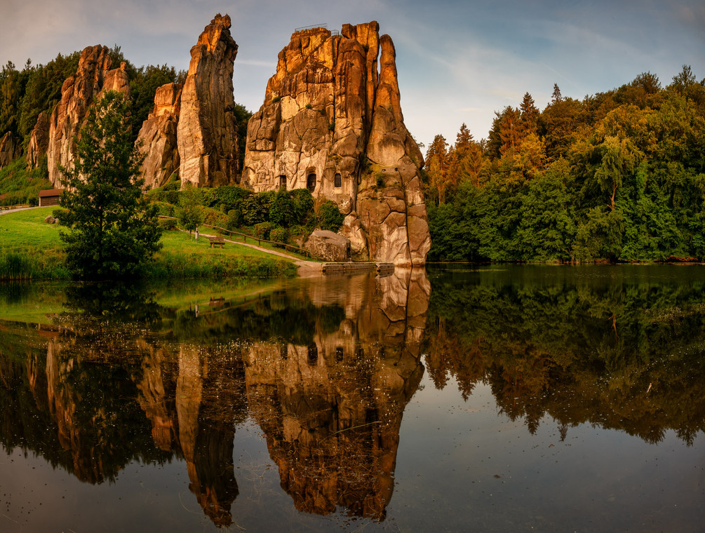 Extern Stones | Teutoburger Forrest