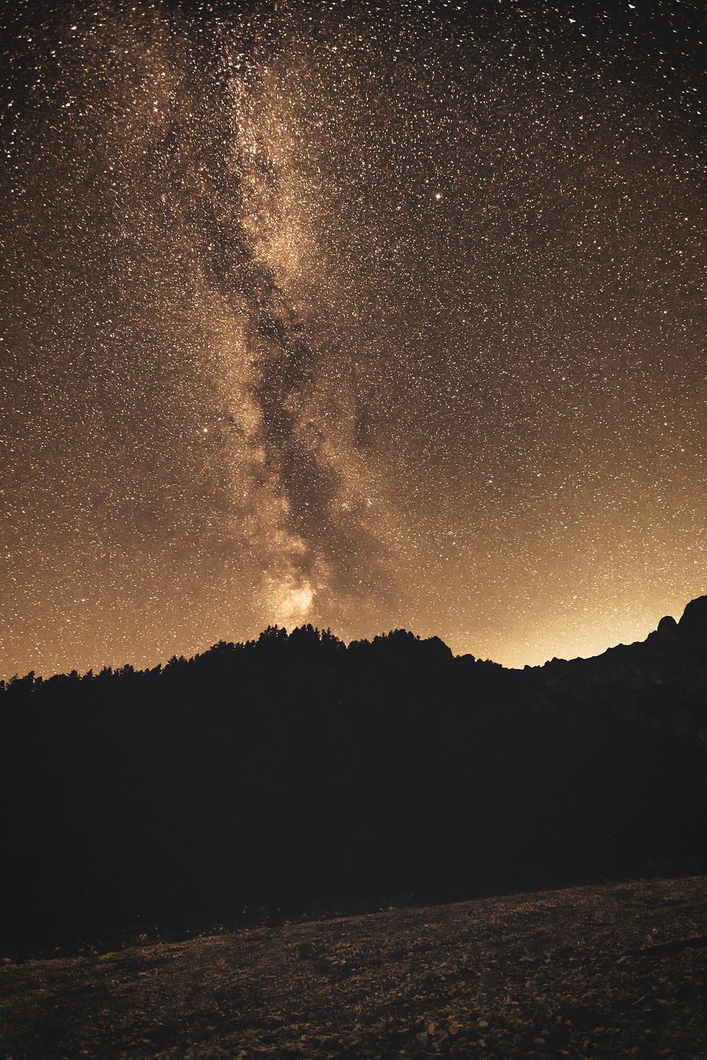 Milky Way | Austria | Styria | Gesäuse | Johnsbach | HolgerOlivier Photography