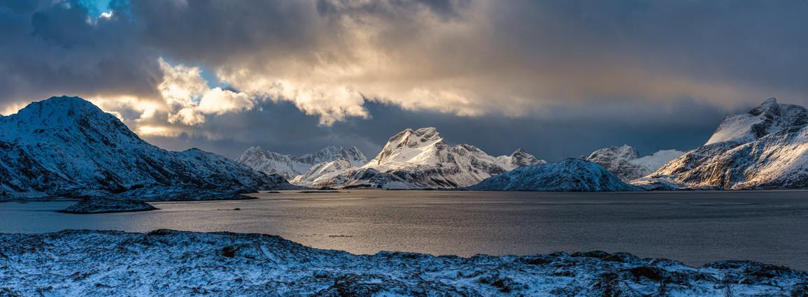 Lofoten | Torsfjorden