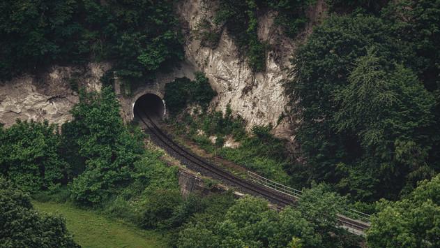 Vulcan Express Railway Tunnel