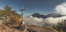 Summit of Mount Dörfelstein