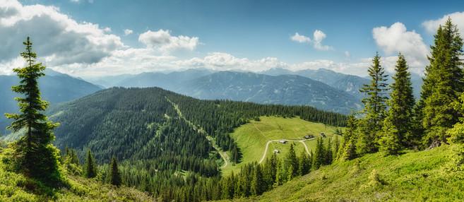 Soth View to Palten Valley