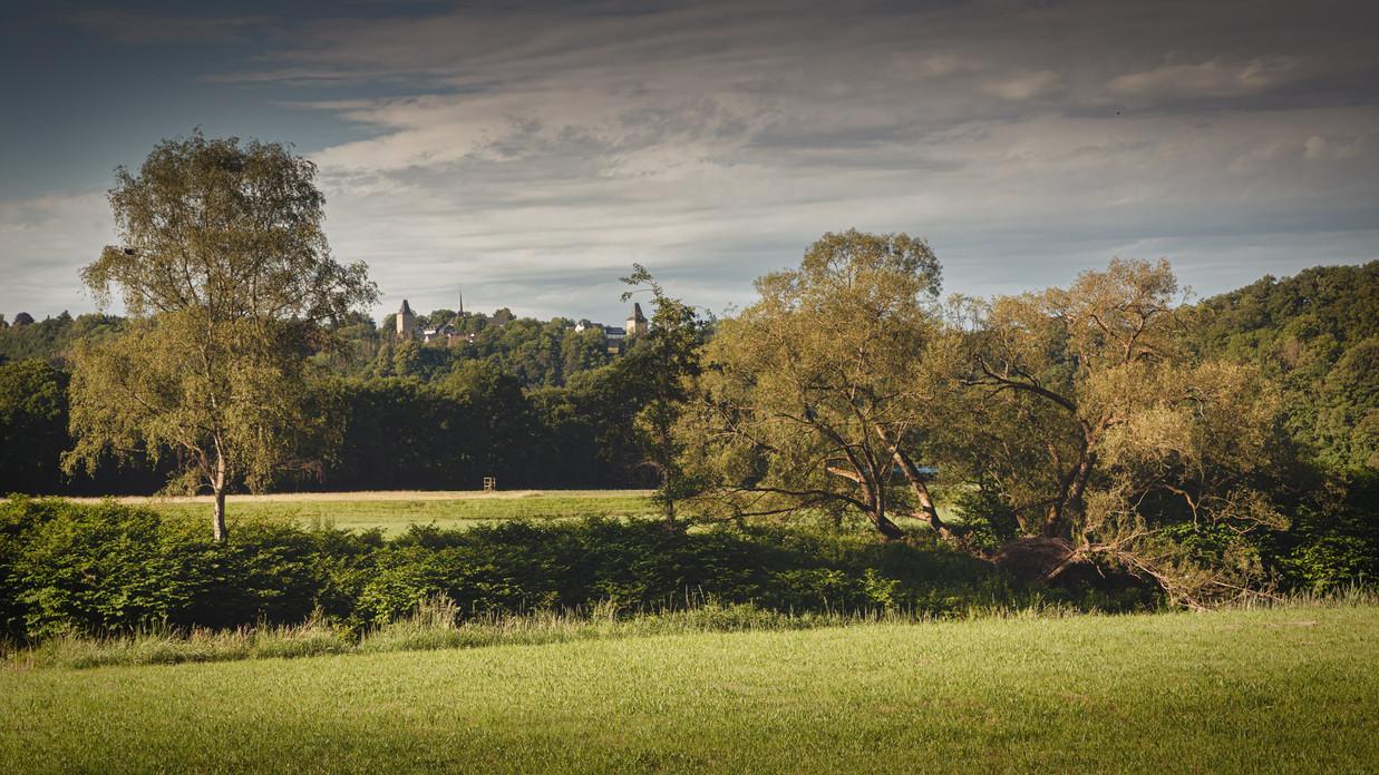 View on Blankenberg