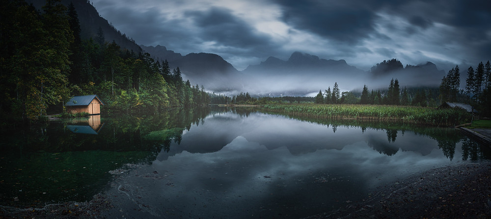 Alm Lake | Austria | HolgerOlivier Photography