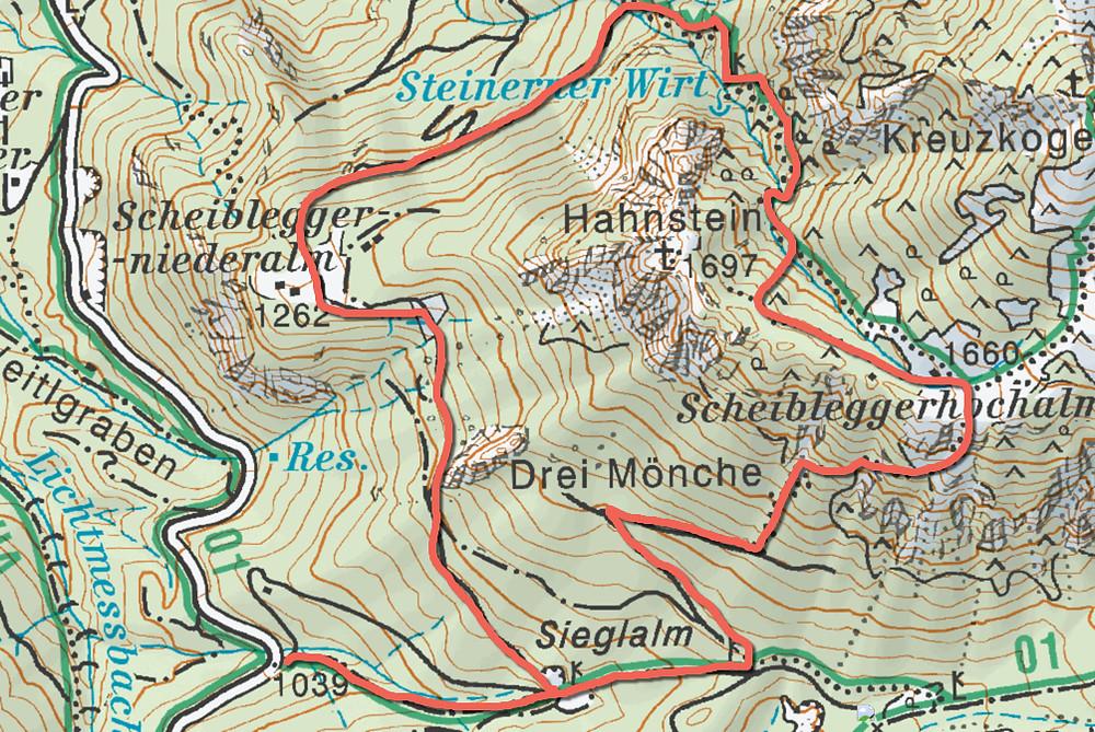 Circular Alps Hike | HolgerOlivier Photography