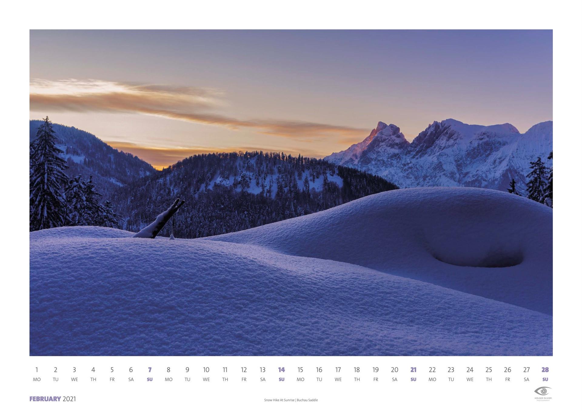 Calendar 2021 | February