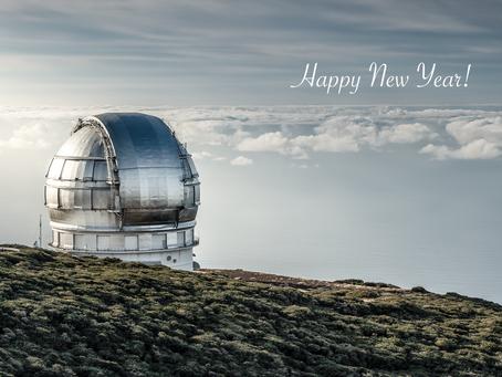 Happy New Year | Frohes Neues Jahr