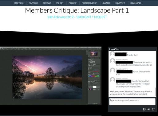 Members Critique | landscape