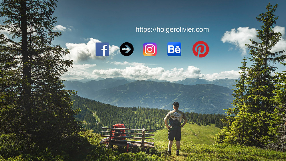 HolgerOlivier Photography goes Behance & Pinterest