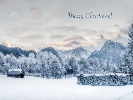 Merry Christmas |Frohe Weihnachten