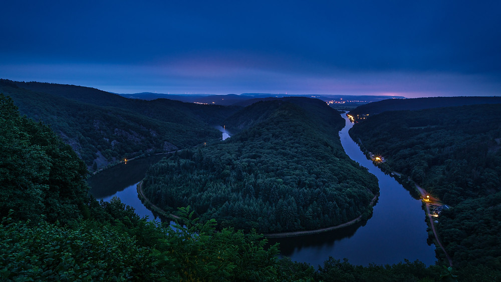 Loop of River Saar | Germany | HolgerOlivierPhotography