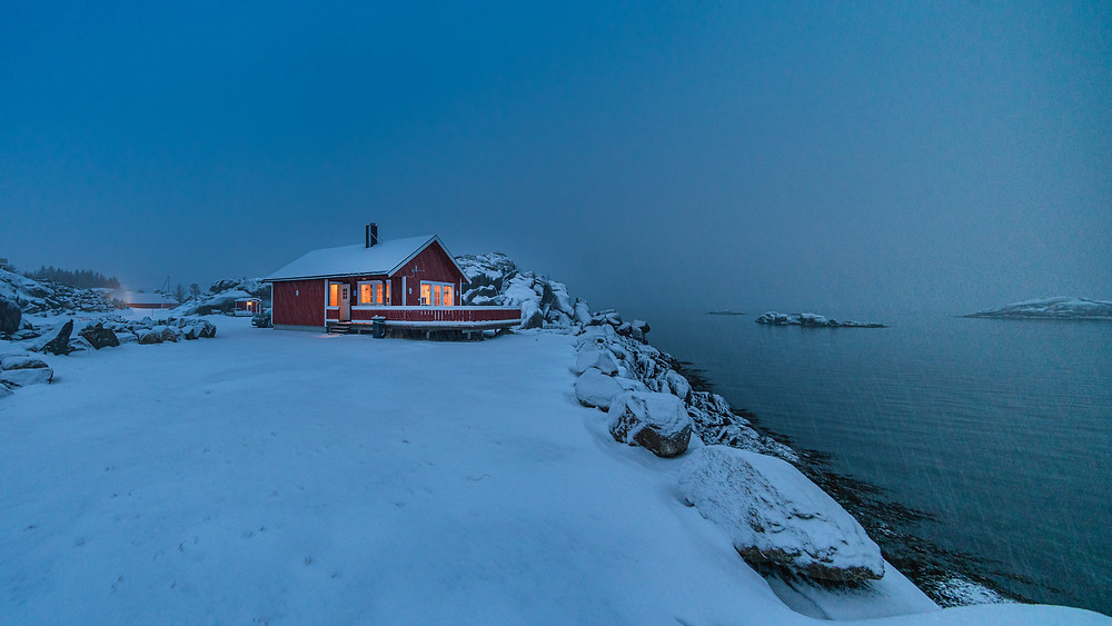 Norway | Lofoten | Base Camp | HolgerOlivier Phtography
