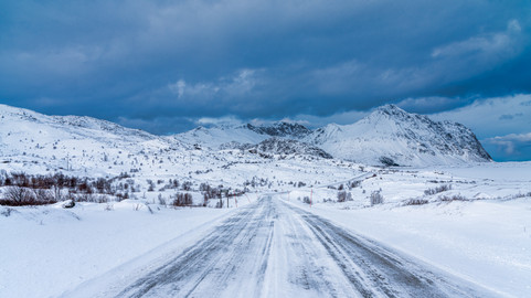 Road to Eggum