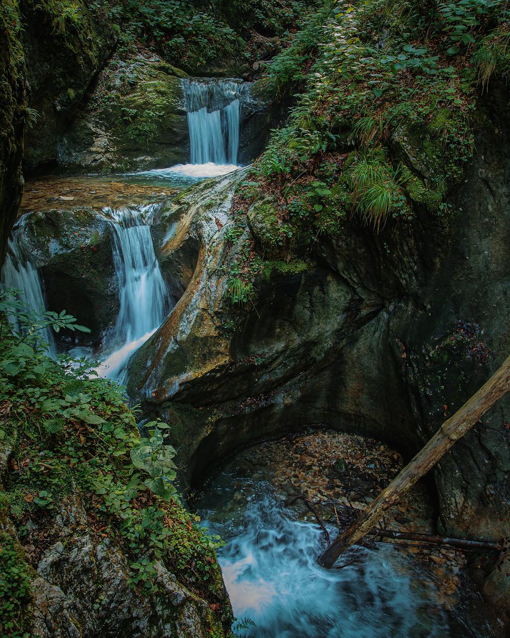 Dr. Vogelgesang Gorge   Upper Austria   HolgerOlivier Photography
