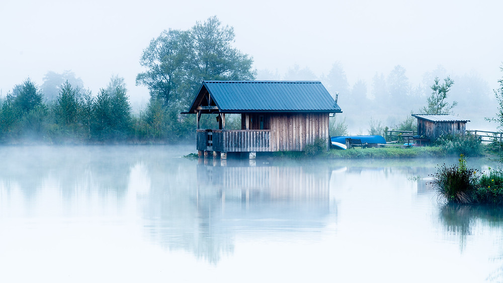 Aigen | Fish Ponds  | HolgerOlivier Photography