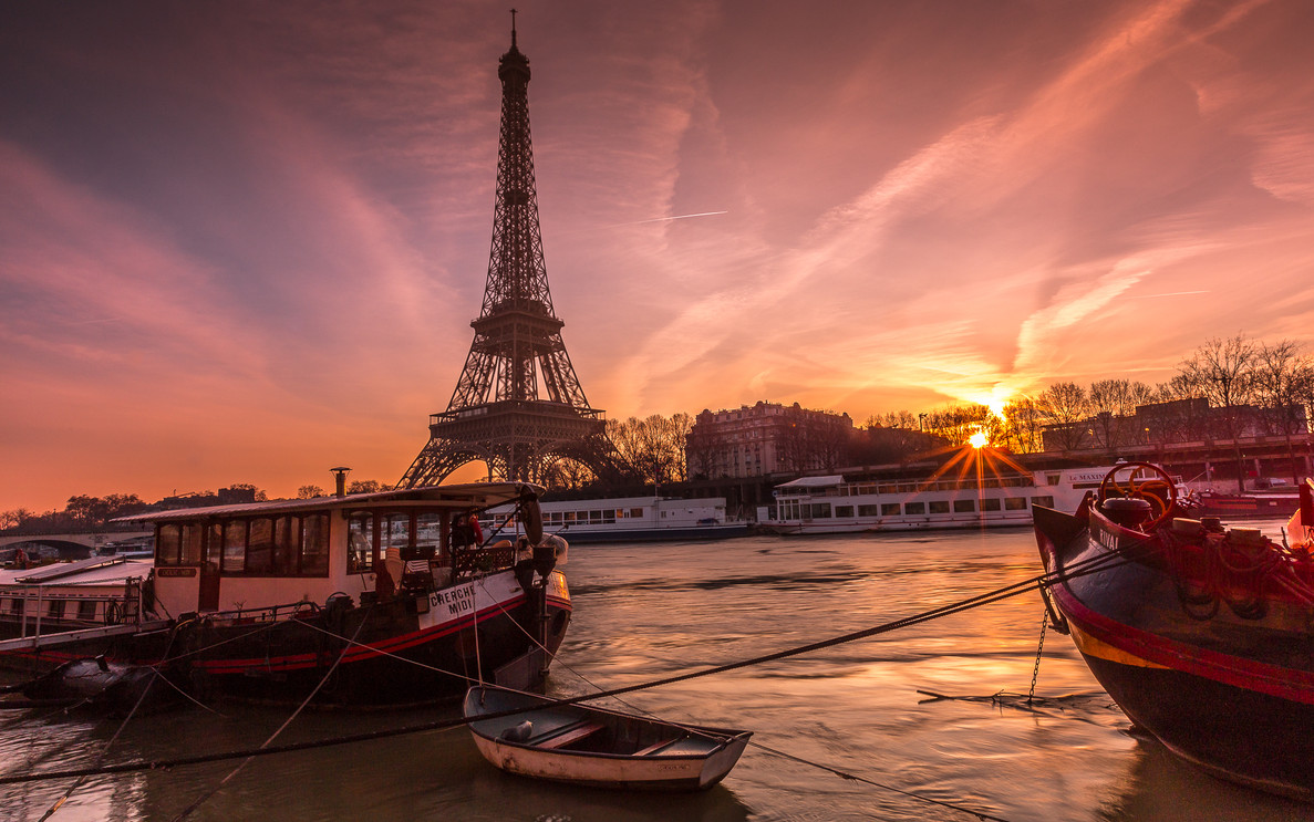 France | Paris | Eiffel Tower