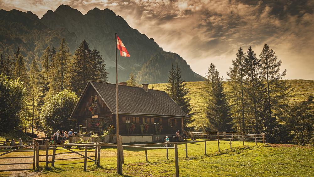 Ochsenwald Alm   Upper Austria   HolgerOlivier Photography