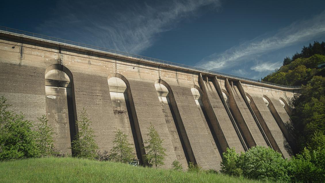 Olef Dam | Eifel National Park